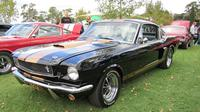 Ford Mustang Shelby GT350H Rent a Racer. (Wikipedia)
