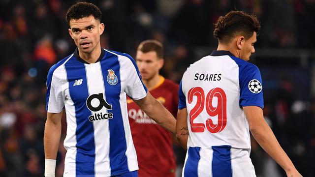 AS Roma Kalahkan FC Porto