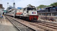 PT KAI Divisi Regional (Divre) I Sumatera Utara (Sumut) melakukan perubahan alur/flow pelanggan dan loket pembelian tiket di Stasiun Medan