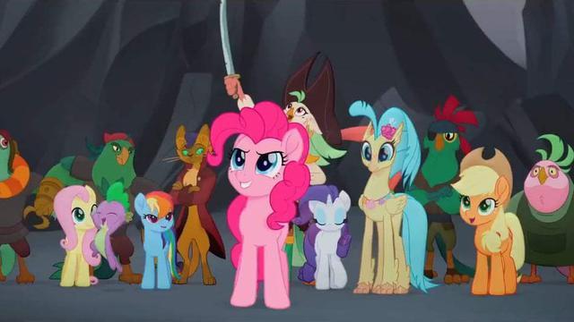My Little Pony The Movie Banjir Bintang Top Hollywood Showbiz Liputan6 Com