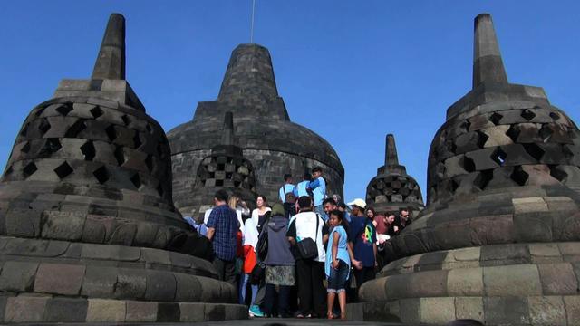 Harga Baru Tiket Masuk Candi Borobudur Dan Prambanan