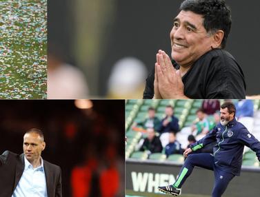 5 Pemain Top yang Tidak Sukses Sebagai Pelatih, Diego Maradona