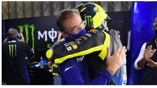 8 Momen Perpisahan Valentino Rossi dengan Tim Pabrikan Yamaha, Raih 4 Gelar Juara Dunia