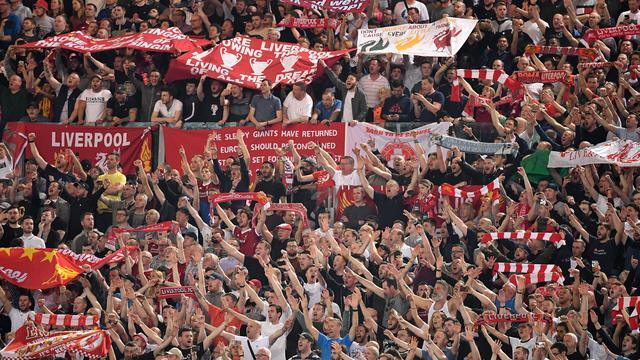 Liverpool Memuncaki Daftar Suporter Paling Seksi di Premier League