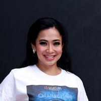 Bermain di film 'Quantum the Movie', Feni Rose mengaku sering bertengkar dengan suami. (Wimbarsana/Bintang.com)