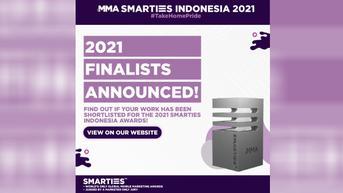 Daftar Finalis MMA Indonesia SMARTIES 2021 Sudah Diumumkan, Siapa Saja?