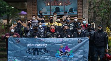 Wonderful Ride telah mengunjungi beberapa destinasi wisata di Jawa Tengah dan Yogyakarta, (15-17 Juni 2021).