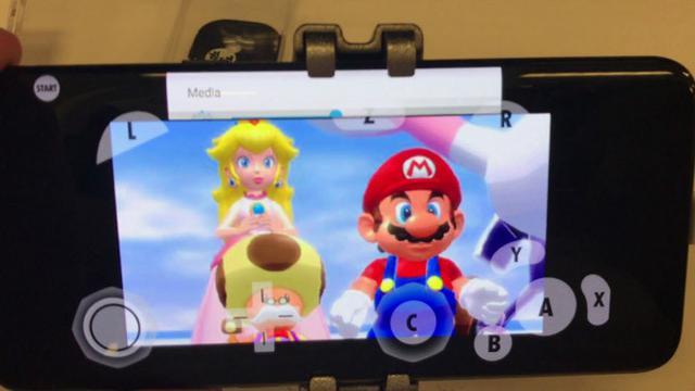 cara pakai dolphin emulator android