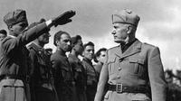 Diktator Italia Benito Mussolini (Wikipedia/Public Domain)