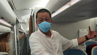 Penjelasan Garuda Indonesia Soal Dirut Pergi ke AS: Pakai Uang Pribadi dan Terkait Restrukturisasi