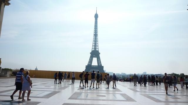 Ilustrasi Menara Eiffel (Dok.Unsplash)