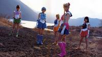 Para pemain Pretty Guardian Sailor Moon. (Toei Company)