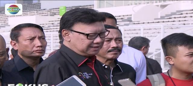 Mendagri Tjahjo Kumolo mendukung Gubernur DKI Jakarta Anies Baswedan mengganti walikota atau SKPD dengan syarat sesuai mekanisme dan prosedur.