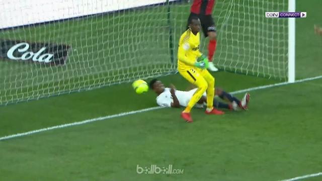 Posisi kedua Monaco di klasemen Liga Prancis kian terancam setelah menyerah 3-1 di markas Guingamp. Kehancuran Monaco berawal kart...