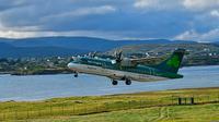 Donegal Airport, Kincasslagh, Irlandia. (dok. Instagram @donegalairport/https://www.instagram.com/p/CEEyVuzpwBc/)