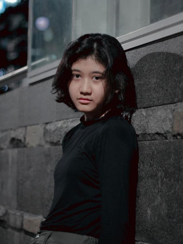 6 Potret Siti Aisyah Mardhiya Amilia, Wanita yang Viral di TikTok Disebut Mirip Nike Ardilla