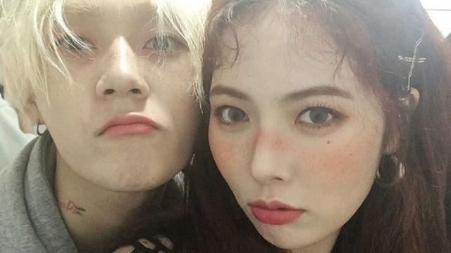 [Bintang] HyunA - E'Dawn
