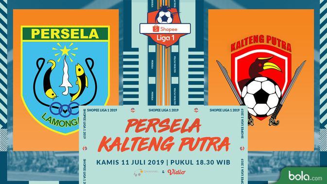 Live Streaming O Channel Persela Lawan[vs] Kalteng Putra Di Shopee Liga 1