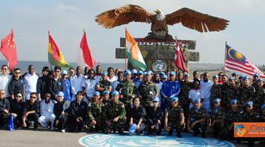 Citizen6, Lebanon: Turnamen ini diikuti oleh 113 peserta yang berasal dari enam Kontingen negara-negara di jajaran Unifil yaitu Indonesia, China, Nepal, India, Ghana dan Malaysia. (Pengirim: Badarudin Bakri)