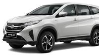 Perodua Aruz merupakan kembaran Daihatsu Terios dan Toyota Rush yang lahir di Malaysia. (Foto: Perodua)