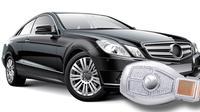 Di Dubai, harga sebuah kunci mobil bahkan lebih mahal dari 3 Toyota Avanza (Foto: carcrushing.com).
