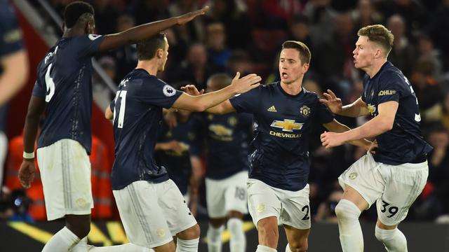 3 Gelandang Sapu Jagat Calon Pengganti Ander Herrera di Manchester United