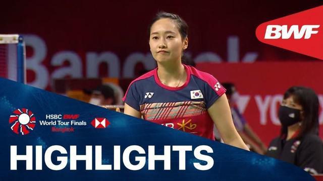 Berita video highlights pertandingan Praveen / Melati melawan wakil Korea Selatan, Seo Seung-jae/Chae Yujung di BWF World Tour Finals 2020