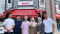 Rumah Makan Minang di Singapura yang sudah berdiri sejak 1950an. (dok. Instagram @ourgrandfatherstory/ https://www.instagram.com/p/CMyYlX-BeAX/?igshid=qrwlt6u1vvl7 / Melia Setiawati)