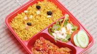 Tante Biryani Sajikan Makanan Timur Tengah Otentik dengan Harga Terjangkau. foto: istimewa