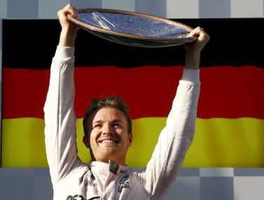 20160320-Nico Rosberg Jadi Jawara di Seri Pertama F1-Reuters