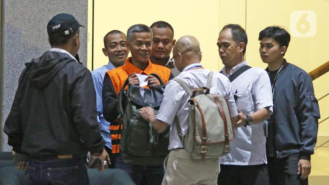 Ditahan KPK, Wahyu Setiawan: Saya Minta Maaf ke Rakyat