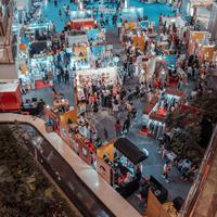 70+ Brand Lokal Inovatif Diserbu Pengunjung WTF Market Jakarta