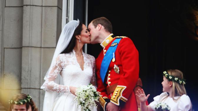 Terkuak, 16 Fakta Mengejutkan dari Pernikahan Kate Middleton. Sumber : goodhousekeeping.com.