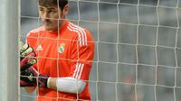 Iker Casillas (Christof Stache/AFP)