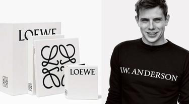JW Anderson - Loewe New Logo 0614