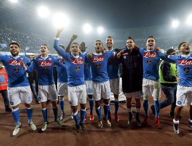 Inter Milan Tumbang di Kandang Napoli