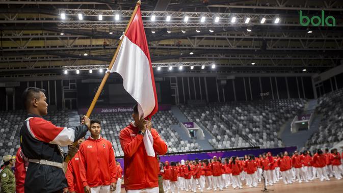 Atlet Indonesia Dapat Uang Saku Rp 1 Juta Per Hari di Asian Games 2018