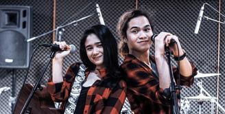 Tissa Biani dan Dul Jaelani (Foto; Instagram/tissabiani)