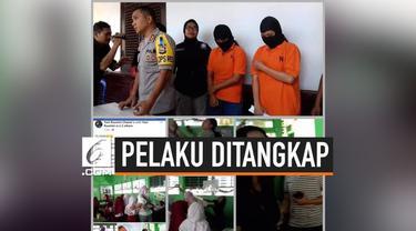 Setelah viral aksi penganiayaan yang dilakukan terhadap seorang guru oleh wali murid. Polisi menangkap pelaku penganiayaan tersebut dan ditetapkan sebagai tersangka.