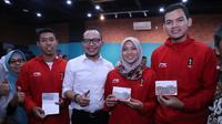 Menaker apresiasi Atlet Asian Games 2018 dari keluarga pekerja migran.