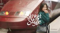 Street style Sarwendah. (Instagram/sarwendah)