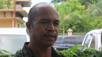 Abio Salsinsha, komunitas musik Timor Leste Almamor. Foto: Almamor