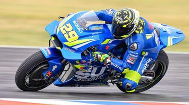 Andrea Iannone, Marc Marquez, MotoGP AS