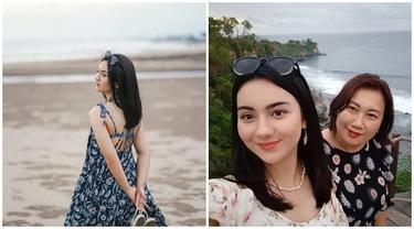 6 Potret Liburan Ersya Aurelia di Bali, Nikmati Pulau Dewata Bareng Ibunda