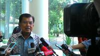 Wakiil Presiden Jusuf Kalla (Ahmad Romadoni/Liputan6.com)