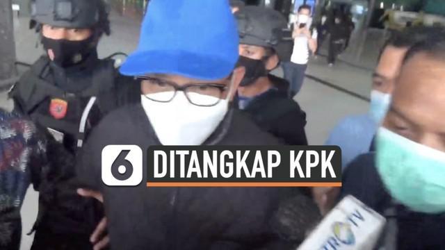 Gubernur Sulawesi Selatan Nurdin Abdullah dijemput KPK Sabtu (27/2) dini hari di Makassar. Apa yang sedang dilakukan Nurdin Abdullah saat petugas KPK datang?