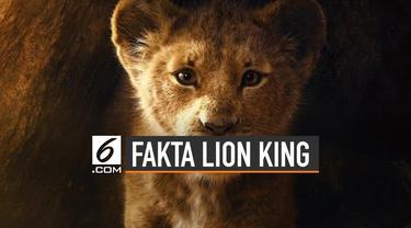 Fakta Lion King Yang Perlu Diketahui Sebelum Nonton