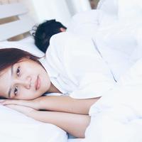 Kenapa dia cepat sekali tidurnya?/Copyright shutterstock.com