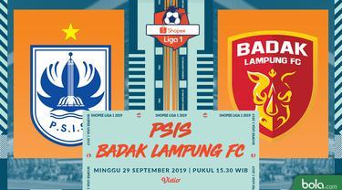 PSIS Semarang Vs Badak Lampung FC