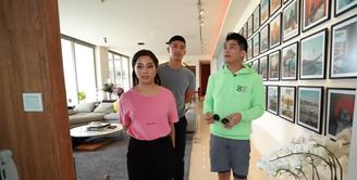 Nikita Willy dan Indra Priawan (Youtube/ Boy William)